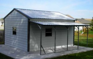 Basic Maintenance is Needed for Every Metal Building