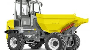 All you need to know about wheeled dumpers