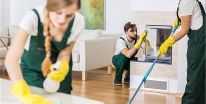 Expect More from the UK's Best Linen Cleaning Companies