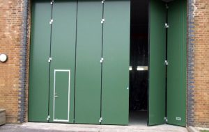 Exploring Different Types of Industrial Doors